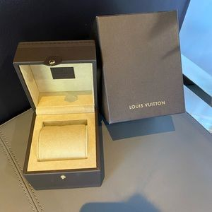 100% Authentic Empty Louis Vuitton Bangle Box
